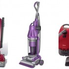 three vacuum cleaners for shag rugs